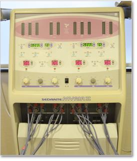 干渉波施術器