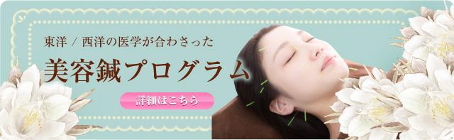 美容鍼プログラム
